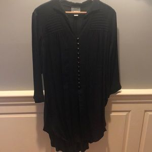 Maeve top from Anthropologie.